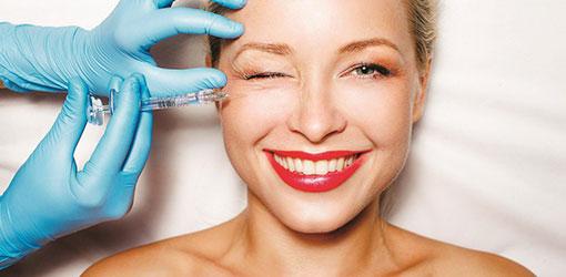 injection de botox par le dr jonathan haddad