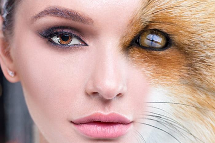 Fox eye : Des yeux en amande grâce à la canthopexie à Paris